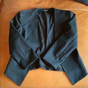 Express cutaway blazer
